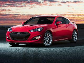 Hyundai Genesis R-Spec 2015