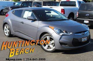 Used 2015 Hyundai Veloster Base In Huntington Beach California