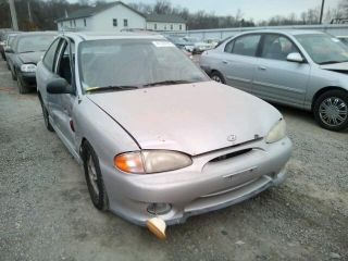 Used 1999 Hyundai Accent GS In York Haven Pennsylvania
