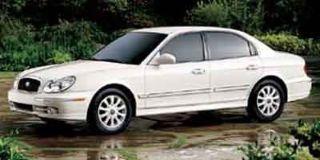 Hyundai Sonata Base 2004