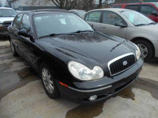 Hyundai Sonata LX 2002