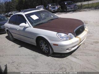 Hyundai Sonata GLS 2004