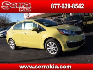 Used 2016 Kia Rio SX in Gardendale, Alabama