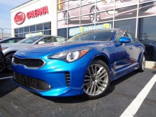 Used 2018 Kia Stinger Base in Columbia, South Carolina