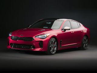 Kia Stinger GT2 2018