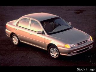 1998 Kia Sephia Base