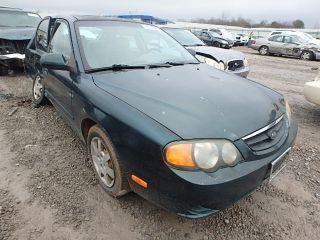 Kia Spectra GS 2004