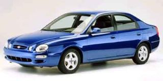 Used 2000 Kia Spectra in McHenry, Illinois