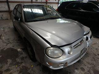 Kia Spectra GS 2000