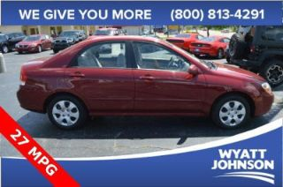Used 2007 Kia Spectra EX in Clarksville, Tennessee