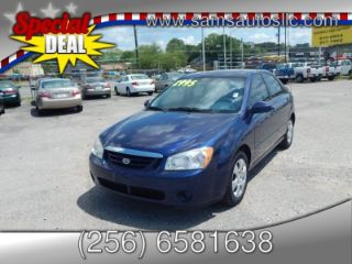 Used 2006 Kia Spectra in Huntsville, Alabama