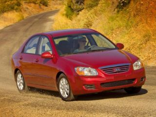 Used 2008 Kia Spectra in Wallingford, Connecticut