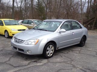 Used 2004 Kia Spectra LX in North Providence, Rhode Island