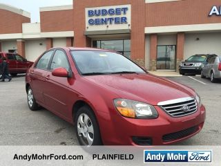 Used 2009 Kia Spectra LX in Plainfield, Indiana