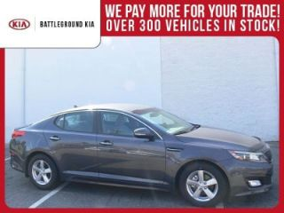 Used 2015 Kia Optima LX in Greensboro, North Carolina
