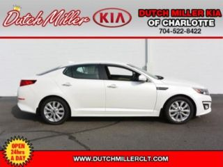 Used 2015 Kia Optima LX in Charlotte, North Carolina