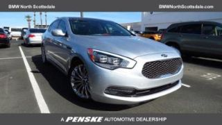 Kia K900 Luxury 2015