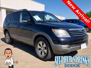 Used 2009 Kia Borrego EX in Sulphur Springs, Texas