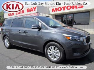 Used 2015 Kia Sedona LX in Paso Robles, California
