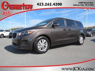 Used 2015 Kia Sedona LX in Johnson City, Tennessee