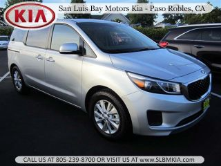 Used 2016 Kia Sedona LX in Paso Robles, California