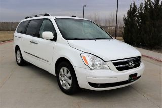 2007 Hyundai Entourage Limited Edition