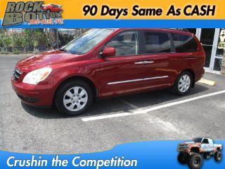 2007 Hyundai Entourage Limited Edition