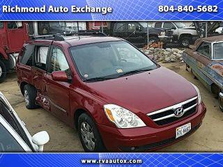 Hyundai Entourage Limited Edition 2008