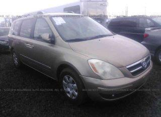 Hyundai Entourage GLS 2007