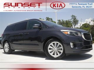 Used 2015 Kia Sedona EX in Sarasota, Florida