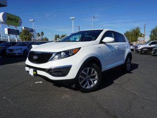 Used 2016 Kia Sportage LX in Las Vegas, Nevada