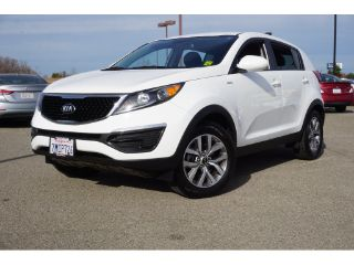 Used 2016 Kia Sportage LX in Stockton, California