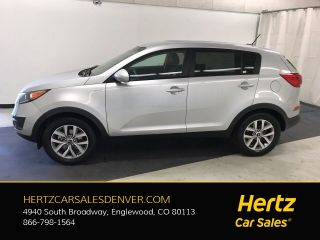 Used 2016 Kia Sportage LX in Englewood, Colorado