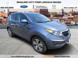 Used 2016 Kia Sportage EX in Watertown, Connecticut