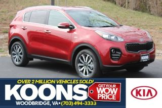 New 2018 Kia Sportage EX in Woodbridge, Virginia
