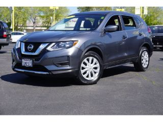 Used 2017 Nissan Rogue S in Fresno, California