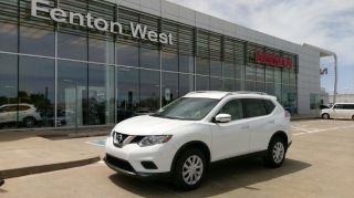 Used 2016 Nissan Rogue S in Oklahoma City, Oklahoma