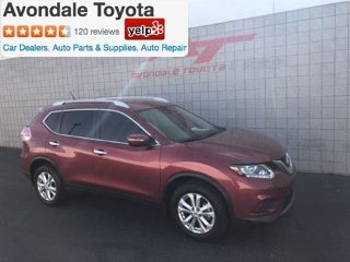 Used 2015 Nissan Rogue SV in Avondale, Arizona