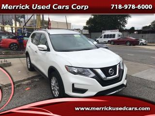 Used 2017 Nissan Rogue S in Springfield Gardens, New York