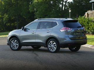 Nissan Rogue S 2015