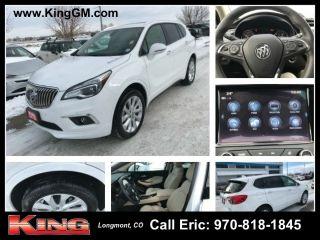 Buick Envision Premium 2018