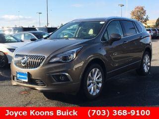 Used 2018 Buick Envision Premium in Manassas, Virginia