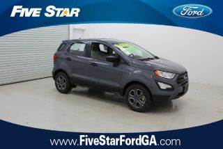Ford EcoSport S 2018