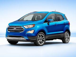 Ford EcoSport SE 2018
