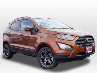 Ford EcoSport SES 2018