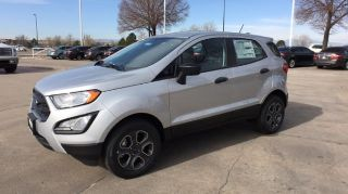 Used 2018 Ford EcoSport S in Aurora, Colorado