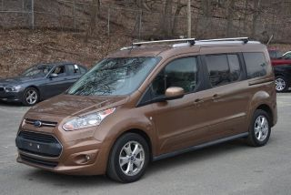 Ford Transit Connect Titanium 2014