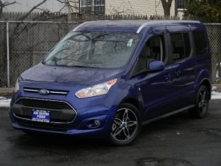 Used 2017 Ford Transit Connect Titanium In Carol Stream Illinois