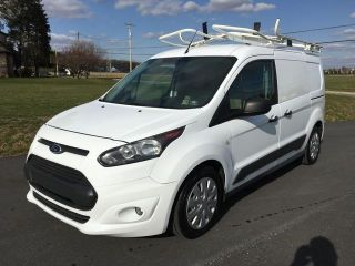 Ford Transit Connect XLT 2014