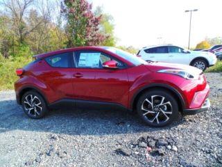 New 2018 Toyota C-HR XLE in Newark, Delaware